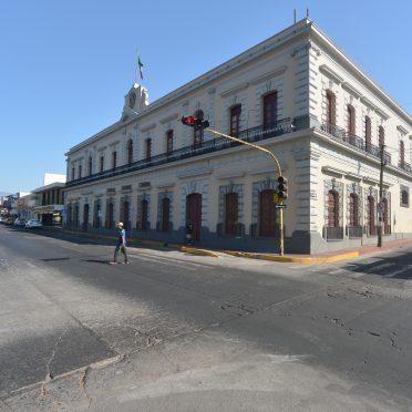 Palacio Federal de Colima -