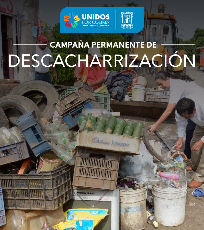 Campaña de Descacharrización -