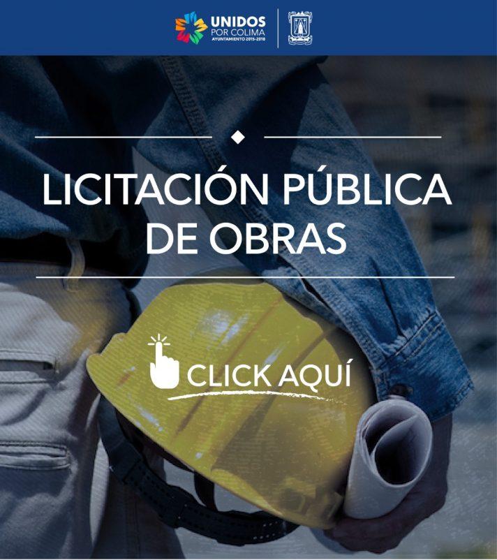 Licitación Pública de Obras -