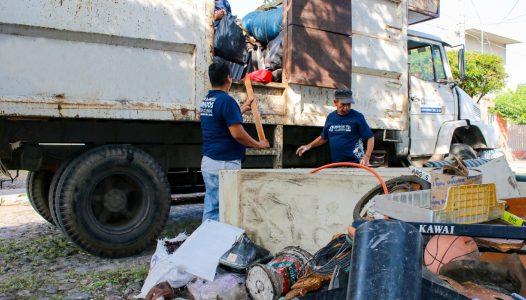 cerca-de-40-mil-kilos-de-cacharros-fueron-retirados-de-colonias-y-comunidades-en-la-capital