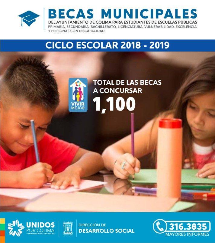 Becas 2018 -