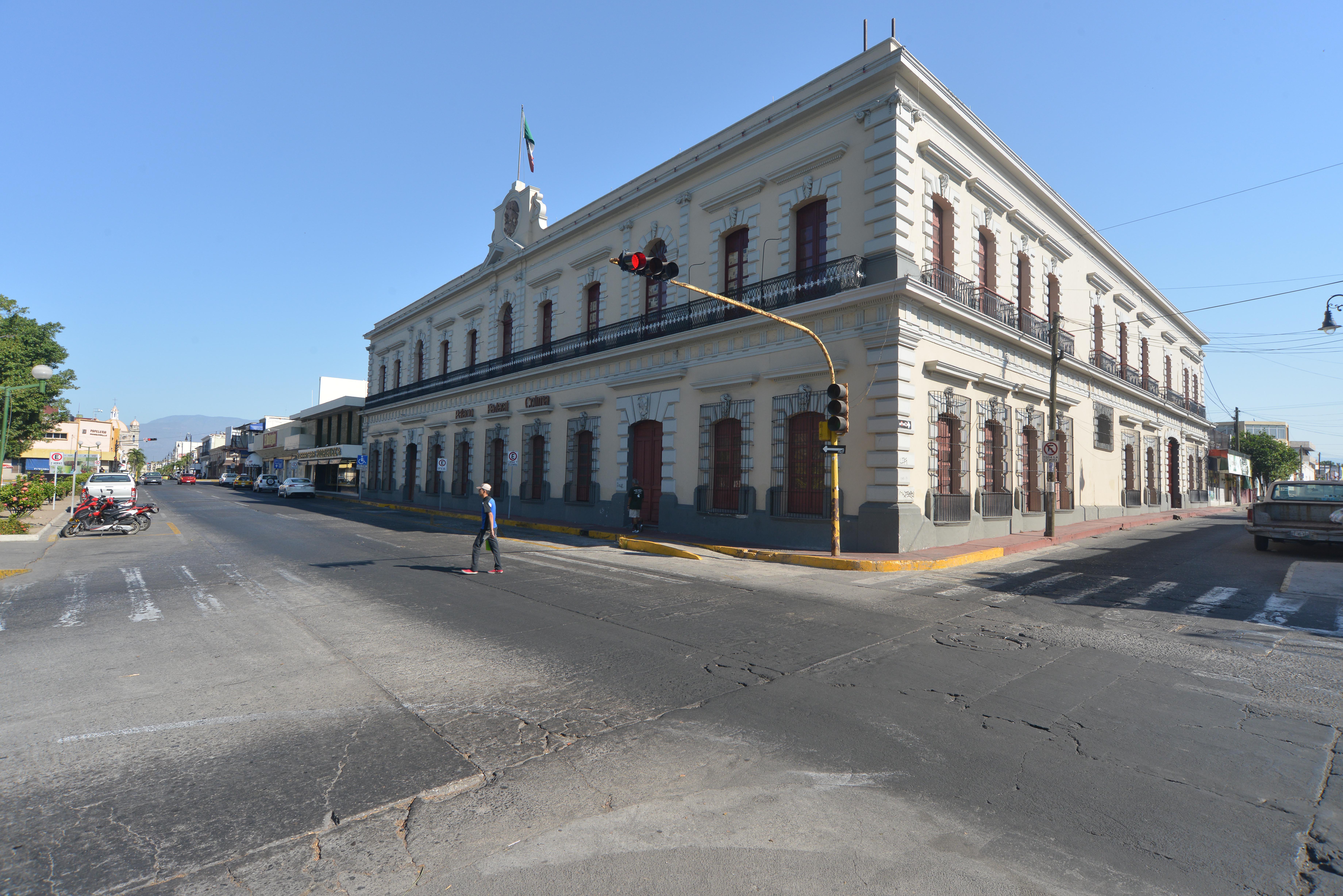 Gorra Federal Colima