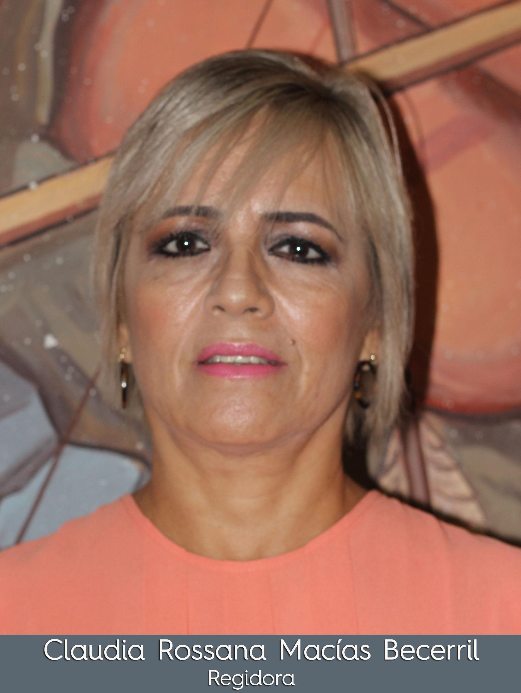 Claudia Rossana Macías Becerril -