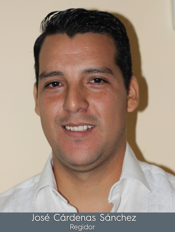 José Cárdenas Sánchez -