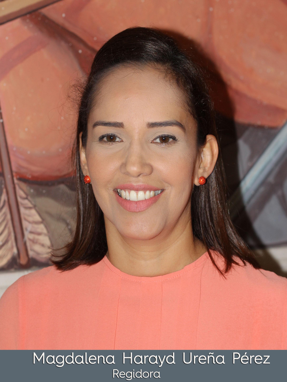 Magdalena Harayd Ureña Pérez -