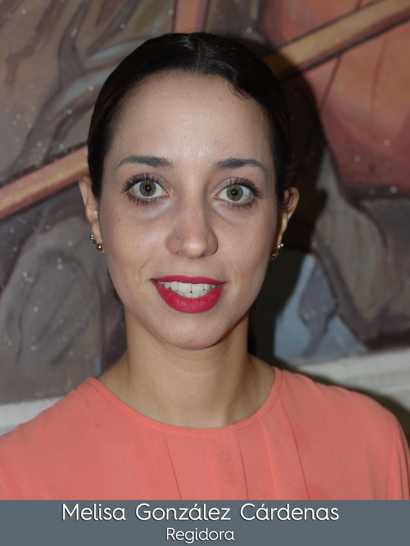 Melisa González Cárdenas -