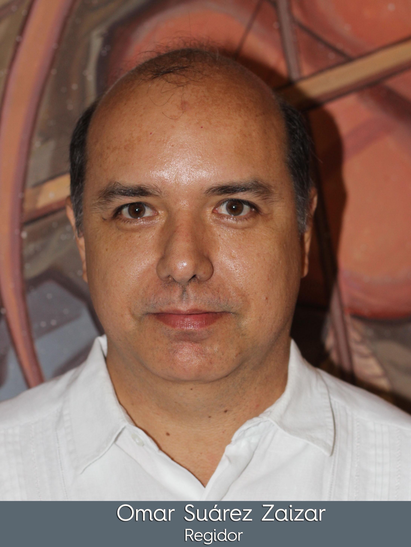 Omar Suárez Zaizar -