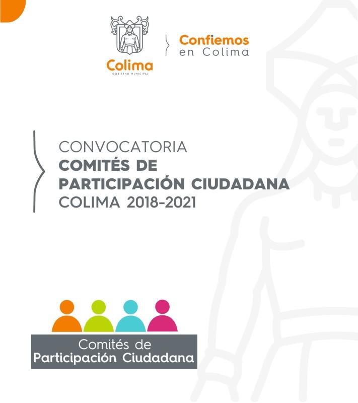 Comités de Participación Ciudadana -