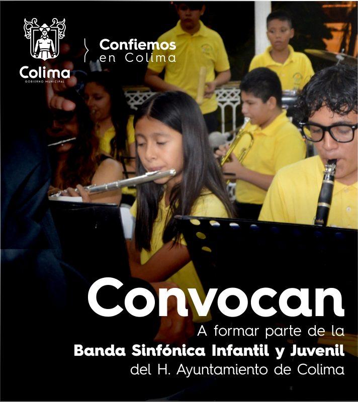 Convocatoria Banda Sinfónica -