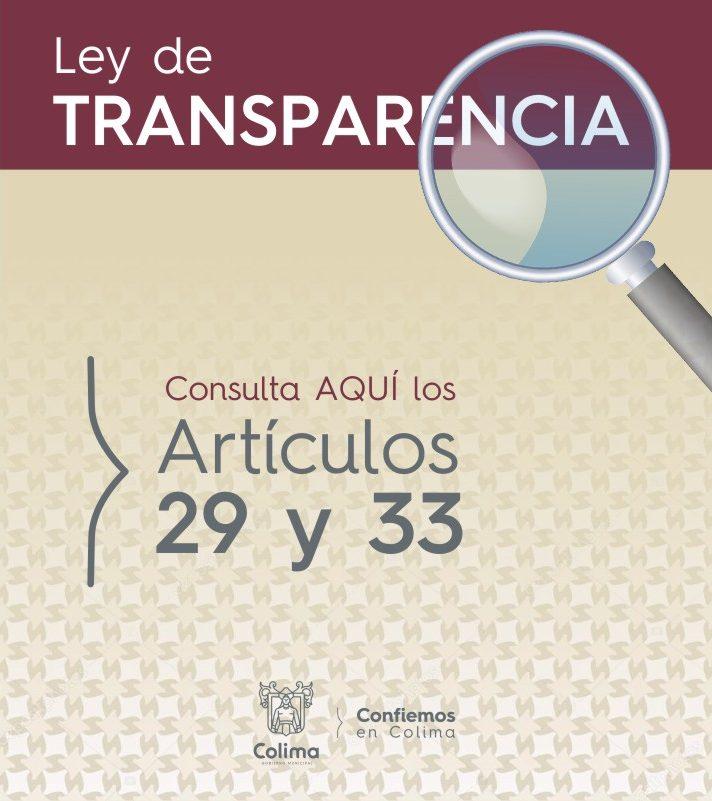 Transparencia -