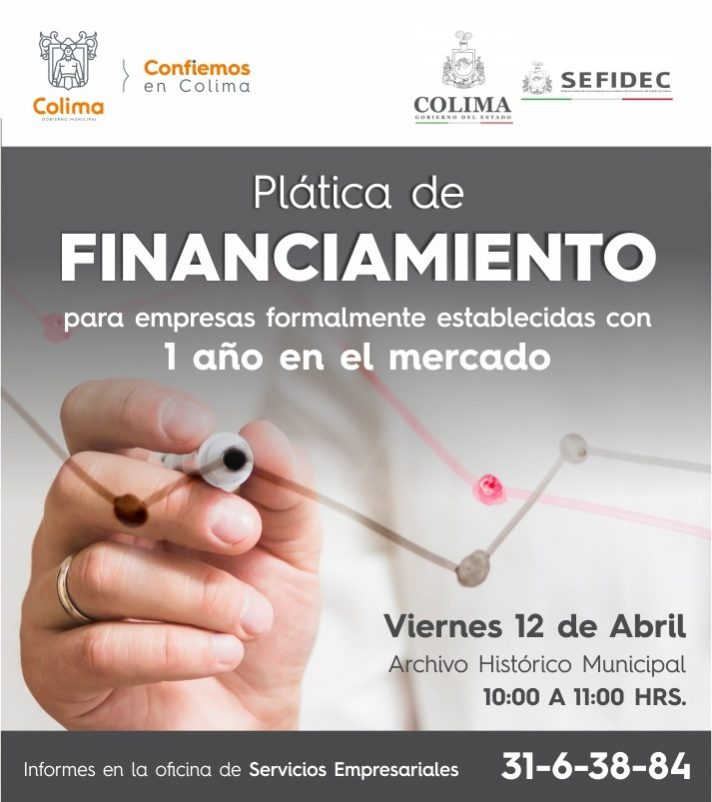 Pláticas de Financiamiento -